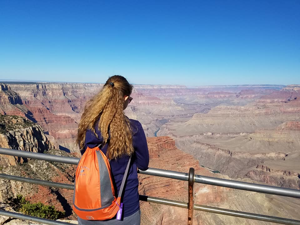 Na výlete v Grand Canyon (Zdroj: B.T.)
